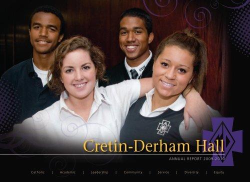 Annual Report - Cretin-Derham Hall