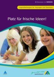 für Tagungen und Seminare in Norddeutschland - Jugendherbergen ...