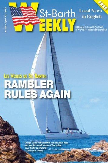 rambler rules again - Wimco