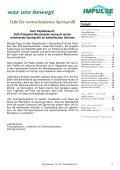 Impulse 2-2011 - DJK-Sportverband München und Freising - Seite 3