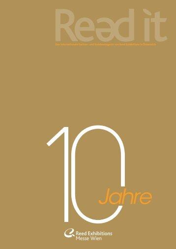Das internationale Partner- und Kundenmagazin von ... - Messe Wien