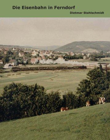 Die Eisenbahn in Ferndorf