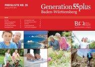 Mediadaten GEN55plus_2013.indd - Baumeister Verlag