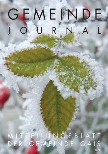 Ausgabe 01/2008 (0 bytes)