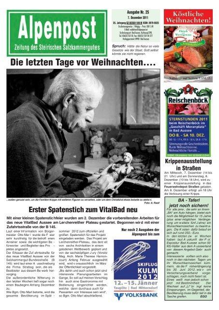 Dates aus bad aussee - Sexdating in Kirchheim unter Teck