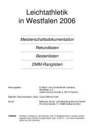 Westf. A - LG Wittgenstein