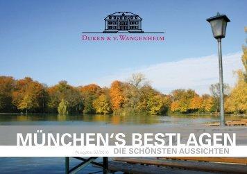münchen's bestlagen - Duken & v. Wangenheim