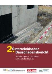 2. Österreichischer Bauschadensbericht - Institut für Flachdachbau ...