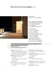 MehrfamilienwohnhausGeiserLana - Manuel Benedikter