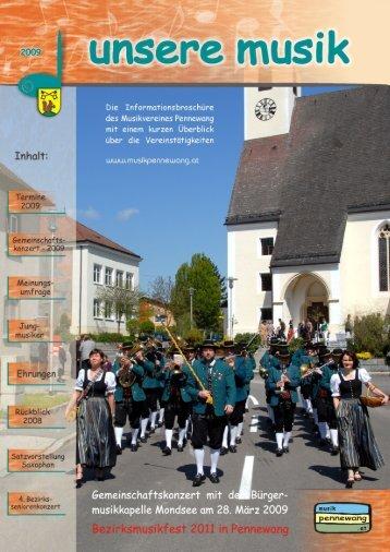 bei unserer Geli mit Satzführer Günther Murauer - Musik Pennewang