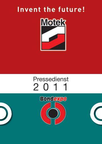 Aussteller MOTEK 2011 - P.E. Schall GmbH