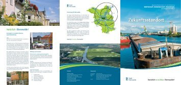 Zukunftsstandort - Gewerbegebiete in Eberswalde - Wirtschaft ...