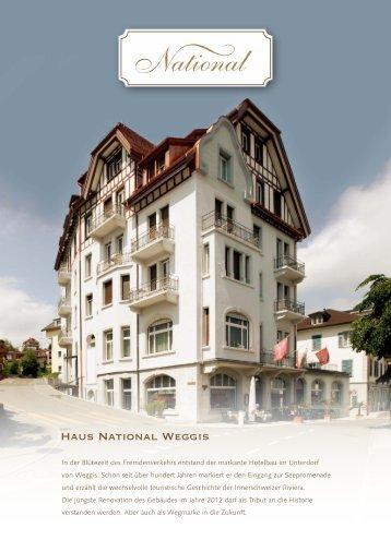Haus National Weggis - The Grape