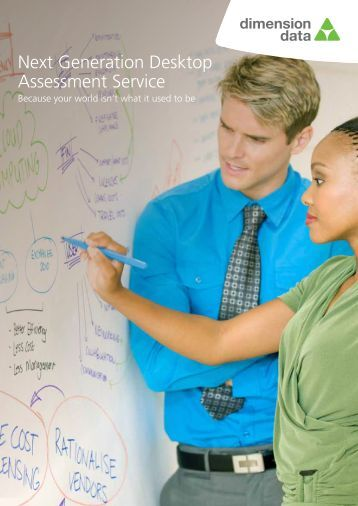 Next Generation Desktop Assessment Service - Dimension Data