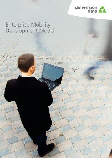 Enterprise Mobility Development Model Brochure - Dimension Data