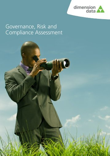 Governance, Risk and Compliance Assessment - Dimension Data