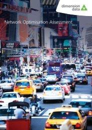 Network Optimisation Assessment Brochure - Dimension Data