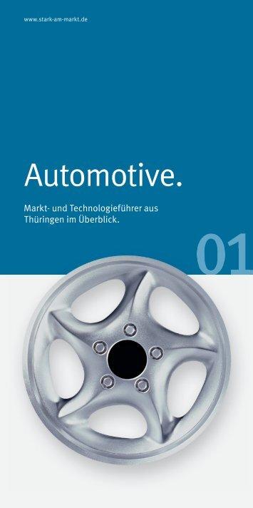 Download Broschüre (PDF, 3,2 MB) - Stark am Markt