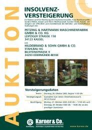 Petzig und Hartmann_1310/2