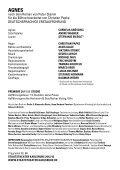 AGNeS - Badisches Staatstheater - Karlsruhe - Seite 2
