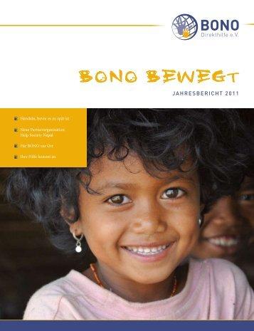 Indien - BONO-Direkthilfe eV
