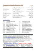 Nachrichtenblatt Dezember 2012 - Werbegemeinschaft Geismar ... - Page 5