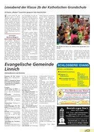Linfo 07/2012 Teil 2 - Linnich