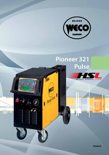 Pioneer 321 Pulse - WECO