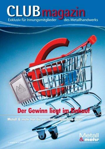 CLUBmagazin - Metall & mehr