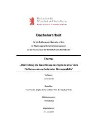 Bachelorarbeit: Strafvollzug als Geschlossenes ... - TankNotStrom