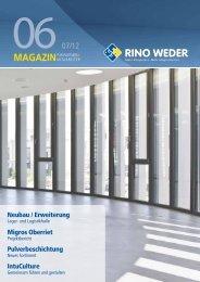 Die Migros Ostschweiz kommt - Rino Weder AG