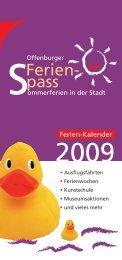 Mein Kind möchte bei einer Ferienwoche ge - Stadt Offenburg
