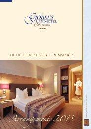 Familiensommer und Herbstspaß mit Kindern - Göbel Hotels