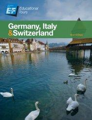 Germany, Italy &Switzerland - EF Tours