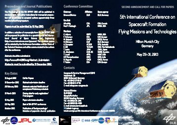 Abstract Submission - 5th International Conference on Spacecraft ...