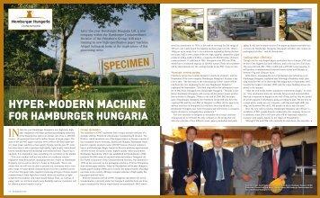 specimen - Hamburger Hungaria
