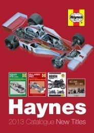 2013 Catalogue New Titles - Who-sells-it.com