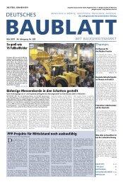3 jahre verfügbarkeits - Deutsches Baublatt