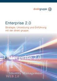 Enterprise 2.0 - direkt gruppe