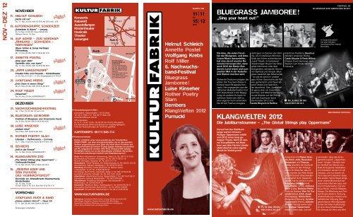 rother poetry slam - Kulturfabrik