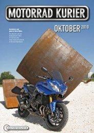 ACHTUNG! Herbstpreise - jetzt zugreifen - Motorrad-Kurier