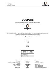 SWP 8500 - Coopers