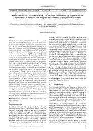 pdf 1.1 M; urn:nbn:de:0041-afsv - Arbeitsgemeinschaft Forstliche ...