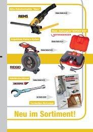 6 Spezial-Werkzeuge