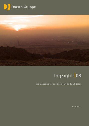 IngSight |08 - Dorsch Gruppe