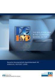 ANNUAL REPORT 2006 - DG Hyp