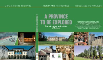 A PROVINCE TO BE EXPLORED - Visita Milano