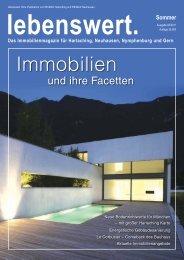lebenswert. Das Immobilienmagazin für Harlaching, Neuhausen ...