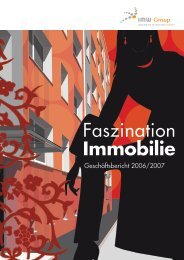 Faszination Immobilie - IMW Immobilien SE