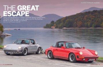 911 & Porsche World - Passo Tourismo